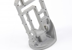 As Cast Aluminium Investment Casting