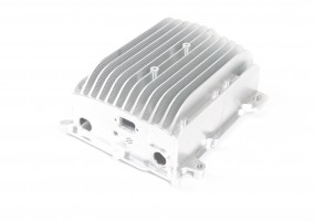 CNC Machined Electronic Heatsink Housing (dims. 250x210x100mm)