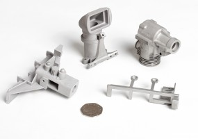 Complex Fine Detail Investment Castings