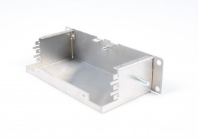 Electronics filters box 1.5mm aluminium