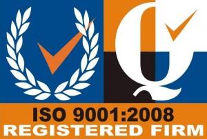 ISO-9001-2008 Logo