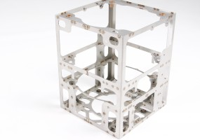 Stainless Steel projector chassis 1.5mm laser cut and TIG weld