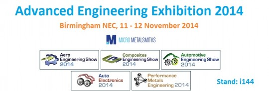 Advanced Engineering Exhibition 2014