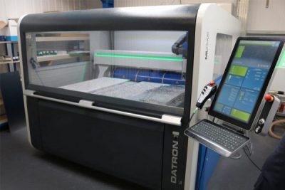 Datron CNC Machine Arrival